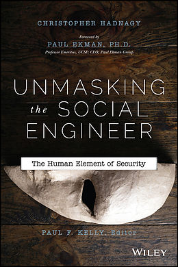 E-Book (pdf) Unmasking the Social Engineer von Christopher Hadnagy