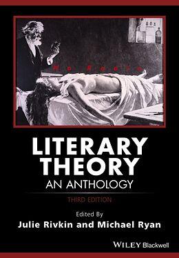 Kartonierter Einband Literary Theory von Julie Rivkin, Michael Ryan