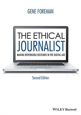 Kartonierter Einband The Ethical Journalist von Gene Foreman