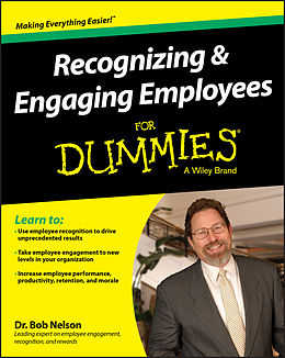 E-Book (pdf) Recognizing and Engaging Employees For Dummies von Bob Nelson