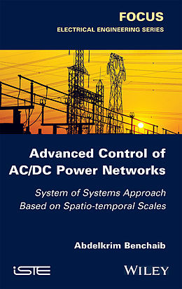 E-Book (pdf) Advanced Control of AC / DC Power Networks von Abdelkrim Benchaib