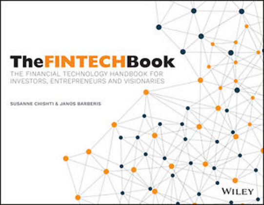 The Fintech Book Susanne Chishti Janos Barberis Englische