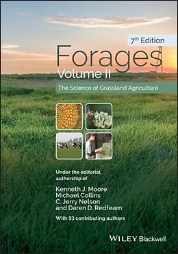 Fester Einband Forages, Volume 2 von Kenneth J. Moore, Michael Collins, C. Jerry Nelson