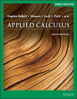 Kartonierter Einband Applied Calculus von Deborah Hughes-Hallett, Patti Frazer Lock, Andrew M. Gleason