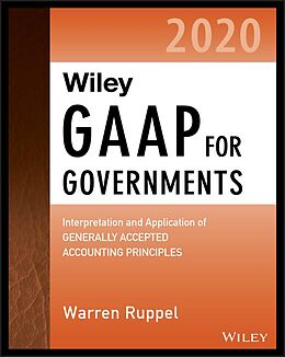 E-Book (epub) Wiley GAAP for Governments 2020 von Warren Ruppel