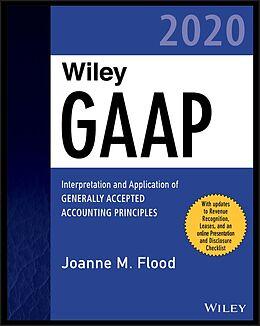 E-Book (pdf) Wiley GAAP 2020 von Joanne M. Flood