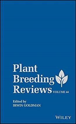 Fester Einband Plant Breeding Reviews von Irwin Goldman