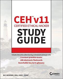 eBook (pdf) CEH v11 Certified Ethical Hacker Study Guide de Ric Messier