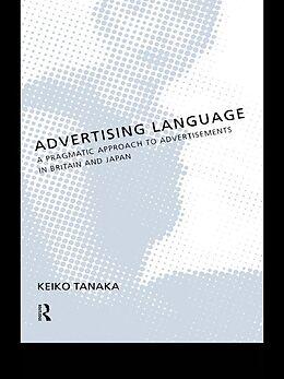 E-Book (epub) Advertising Language von Keiko Tanaka