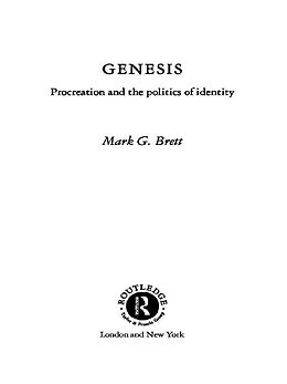 E-Book (epub) Genesis von Mark G. Brett