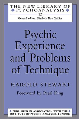 E-Book (epub) Psychic Experience and Problems of Technique von Harold Stewart