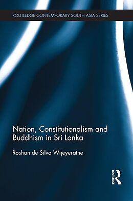 E-Book (pdf) Nation, Constitutionalism and Buddhism in Sri Lanka von Roshan De Silva Wijeyeratne