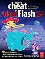 E-Book (pdf) How to Cheat in Adobe Flash CS4 von Chris Georgenes