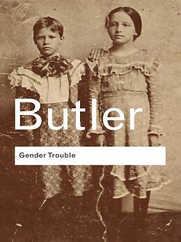 E-Book (pdf) Gender Trouble von Judith Butler
