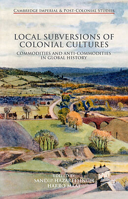 Fester Einband Local Subversions of Colonial Cultures von