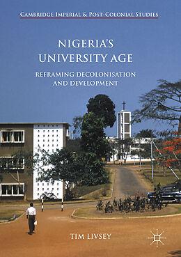 Fester Einband Nigeria's University Age von Tim Livsey