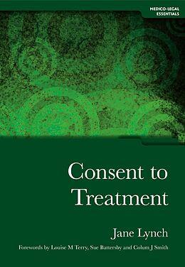 E-Book (pdf) Consent to Treatment von Jane Lynch