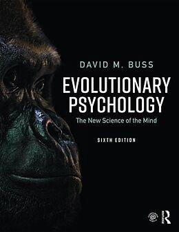 Kartonierter Einband Evolutionary Psychology von David M Buss