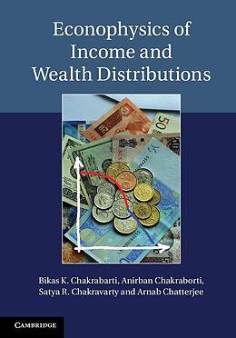E-Book (epub) Econophysics of Income and Wealth Distributions von Bikas K. Chakrabarti
