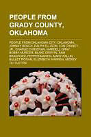 Kartonierter Einband People from Grady County, Oklahoma von