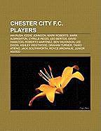 Kartonierter Einband Chester City F.C. players von