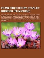 Kartonierter Einband Films directed by Stanley Kubrick (Film Guide) von