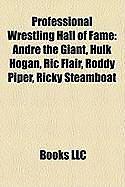 Kartonierter Einband Professional Wrestling Hall of Fame von