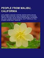 Kartonierter Einband People from Malibu, California von