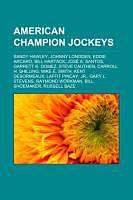 Kartonierter Einband American Champion jockeys von