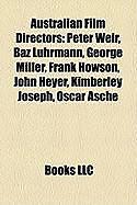 Kartonierter Einband Australian film directors von