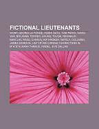 Kartonierter Einband Fictional lieutenants von
