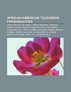 Kartonierter Einband African American television personalities von