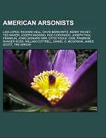 Kartonierter Einband American arsonists von