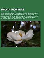 Kartonierter Einband Radar pioneers von