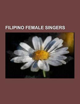 Kartonierter Einband Filipino female singers von