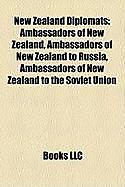 Kartonierter Einband New Zealand diplomats von