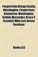 Kartonierter Einband People from Kitsap County, Washington von