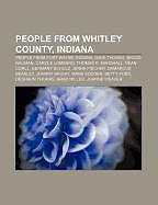 Kartonierter Einband People from Whitley County, Indiana von