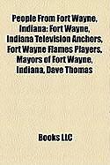 Kartonierter Einband People from Fort Wayne, Indiana von