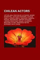 Kartonierter Einband Chilean actors von