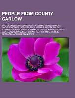 Kartonierter Einband People from County Carlow von