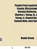 Kartonierter Einband People from Lauderdale County, Mississippi von