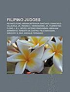 Kartonierter Einband Filipino judges von