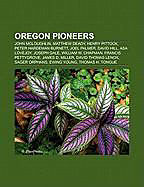 Kartonierter Einband Oregon pioneers von