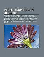Kartonierter Einband People from Boston (district) von