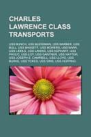 Kartonierter Einband Charles Lawrence class transports von