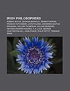 Kartonierter Einband Irish philosophers von