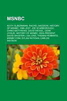 Kartonierter Einband MSNBC von