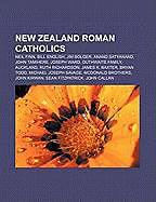 Kartonierter Einband New Zealand Roman Catholics von