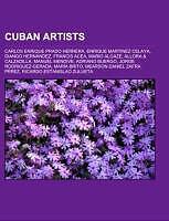 Kartonierter Einband Cuban artists von